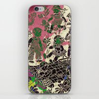 kids iPhone & iPod Skins featuring kids by Shelby Claire