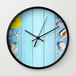 summer life style Wall Clock