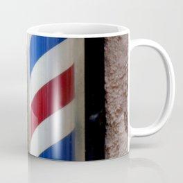 Barber Sign Coffee Mug