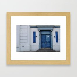 pier 38 Framed Art Print
