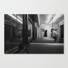 underground Canvas Print