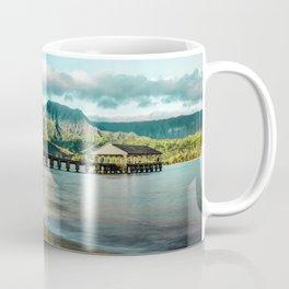Sunrise at Hanalei Coffee Mug