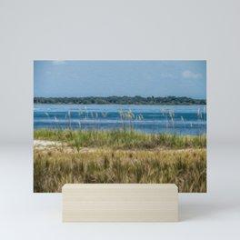 Relax on the Island Mini Art Print