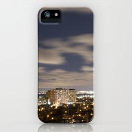 City Lights. iPhone Case