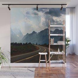 Grand Tetons Wall Mural