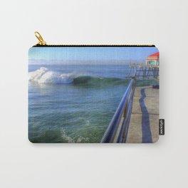 Southside Bowl Huntington Beach Pier Carry-All Pouch