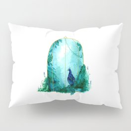 Emerald Jungle Pillow Sham