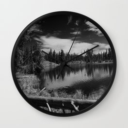 Balm For The Soul Wall Clock