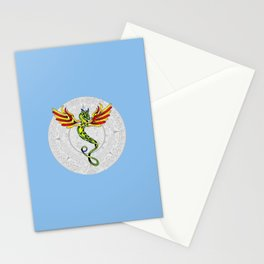Quetzalcoatl Knot Stationery Cards
