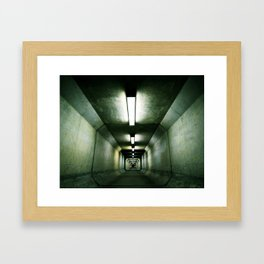 Subtle Language Framed Art Print