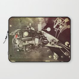 Portrait of nostalgia Laptop Sleeve