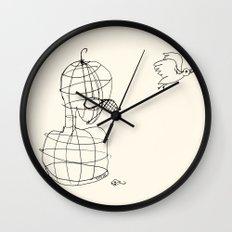This Bird Has Flown. Wall Clock