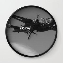 B-25H  Wall Clock