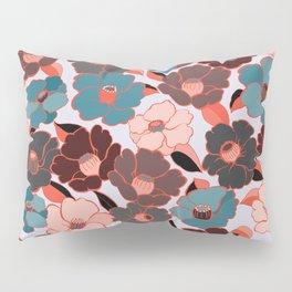 Japanese camellia Pillow Sham