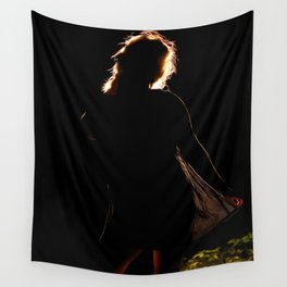 Foreground Wall Tapestry