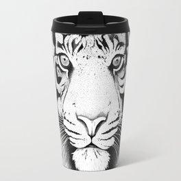 Tiger face Travel Mug