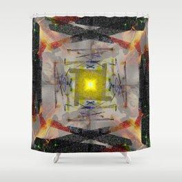 Framework Shower Curtain