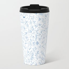 Creatures in the Sky Travel Mug