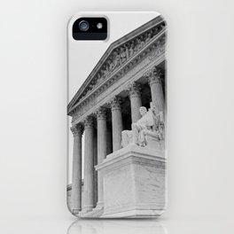 United States Supreme Court Building iPhone Case
