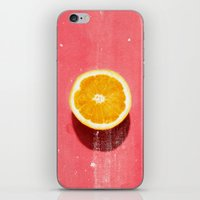 fruit iPhone & iPod Skins featuring fruit 5 by LEEMO