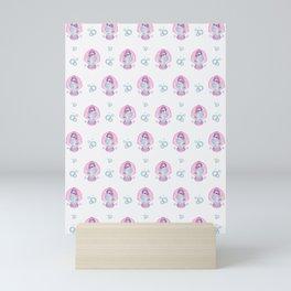seapony Mini Art Print