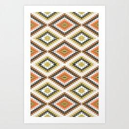 Kilim 7 Art Print