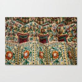 tile work #1 Canvas Print