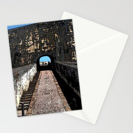 Castillo San Felipe del Morro Stationery Cards