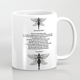 Ascending Angel Coffee Mug