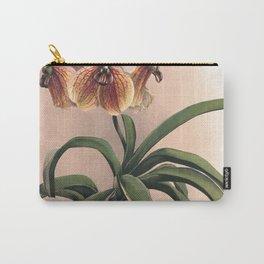 Vintage Orchid Print - Reichenbachia (1894) - Vanda sanderiana Carry-All Pouch