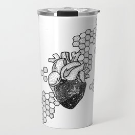My heart is in the Cosmos Travel Mug