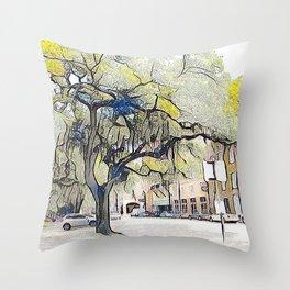 Savannah Lane Throw Pillow