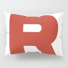 team rocket fan club (white) Pillow Sham