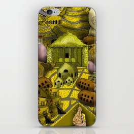 Batterland iPhone Skin