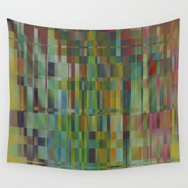 Abstract 319 Wall Tapestry