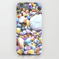 Rainbow Rocks Slim Case iPhone 6s
