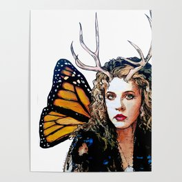 Ooh, Bella Donna - Fairy Stevie Nicks Poster