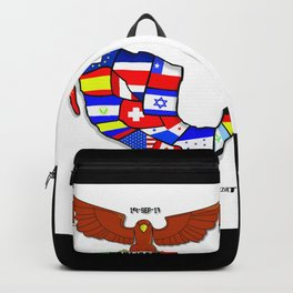 HUMANITY IN UNITY Backpack