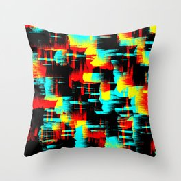 Ambient Throw Pillow