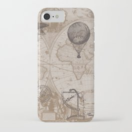 Gears of Flight iPhone Case