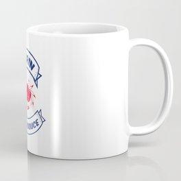 Crabe - Marin d'Eau Douce Coffee Mug