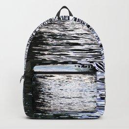 Rowing toward the Infinite Backpack