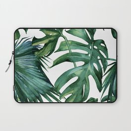 Simply Island Palm Leaves Laptop Sleeve