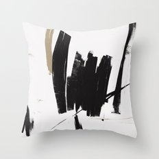 UNTITLED #17 Throw Pillow