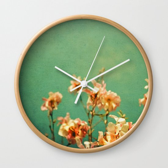 Buoyant Wall Clock