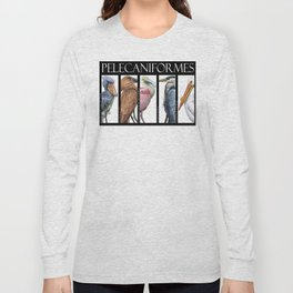Pelecaniforms Long Sleeve T-shirt