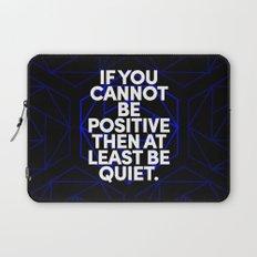 Joel Osteen Quote Laptop Sleeve