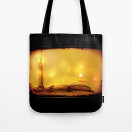 By Candlelight Tote Bag