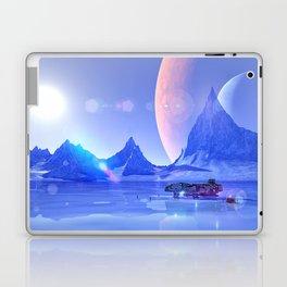 Exploring an Ice Planet Laptop & iPad Skin