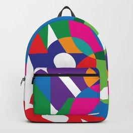 Letter land Backpack